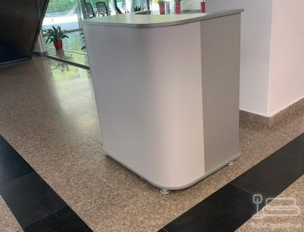 Mobilier receptie paznic security