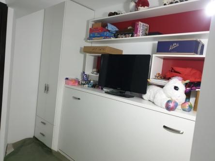 Dormitor Copil cu Pat Rabatabil