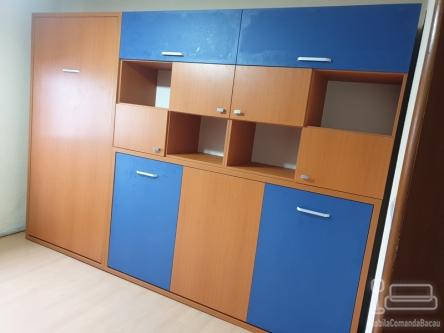 Dormitor cu doua paturi rabatabile D 350