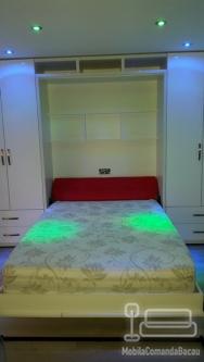 Dormitor Copii cu Pat Rabatabil D 136