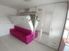 Dormitor pentru copii cu Pat Rabatabil si Canapea D 349