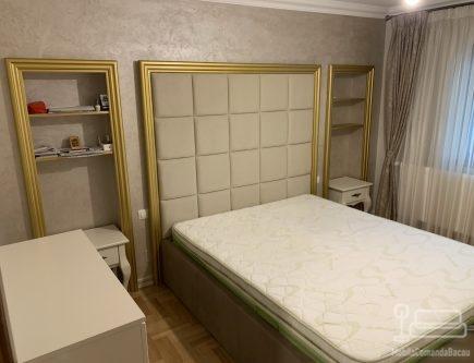 Mobilier dormitor lemn si MDF