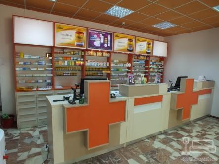 Mobilier Farmacie FM 003