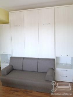 Set de dormitor cu Pat Rabatabil si Canapea D 236