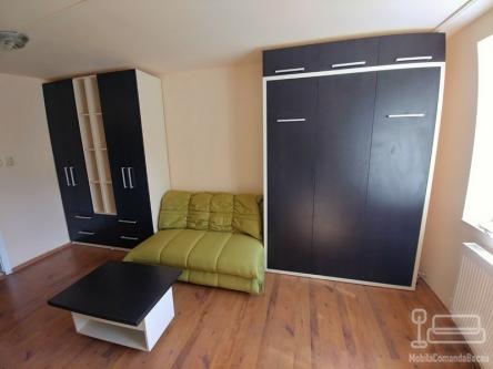 Dormitor cu Pat Rabatabil D 314