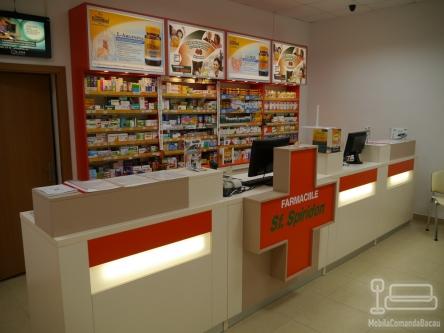 Mobilier Farmacie FM 007