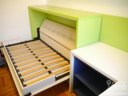Dormitor Copii cu Pat Rabatabil C 041