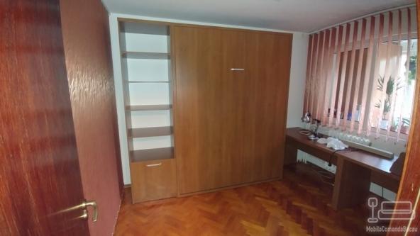 Dormitor cu pat incorporat D 276