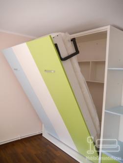 Dormitor Copii cu Pat Rabatabil D 134