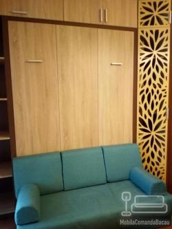 Dormitor cu Pat Rabatabil D 317