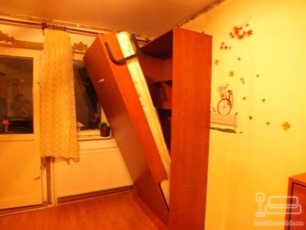 Dormitor cu doua paturi rabatabile D 025