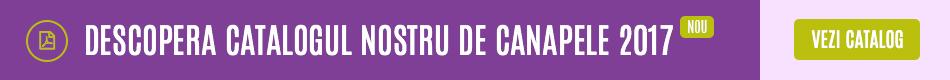 Catalog canapele 2017