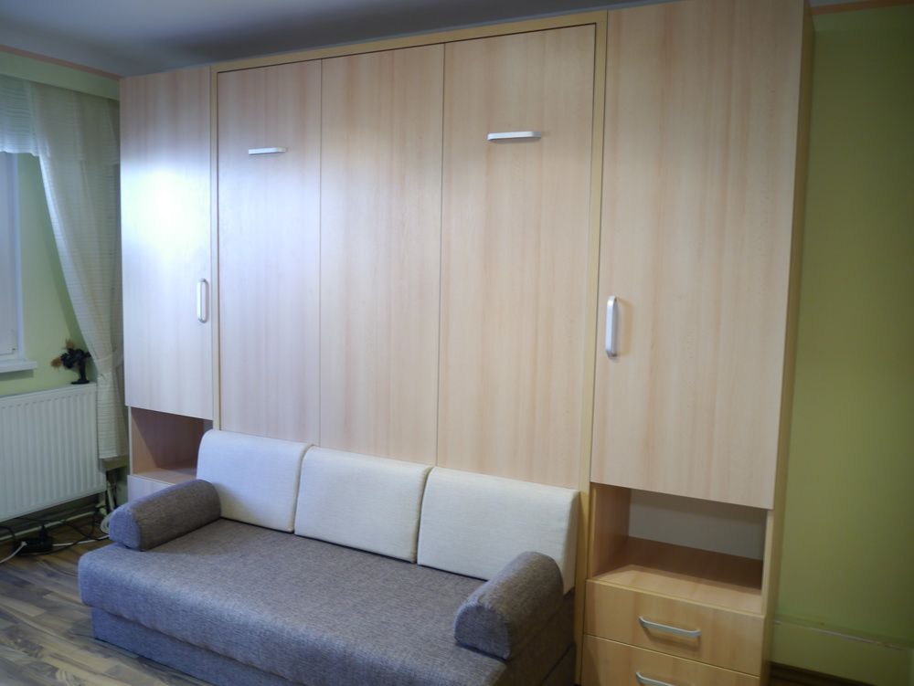 Mobilier pat rabatabil si canapea d 096 evomobdesign for Canapea pat