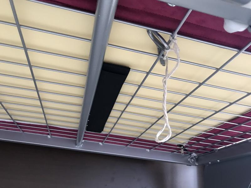 Canapea ce se Transforma in Pat Supraetajat EVO 279