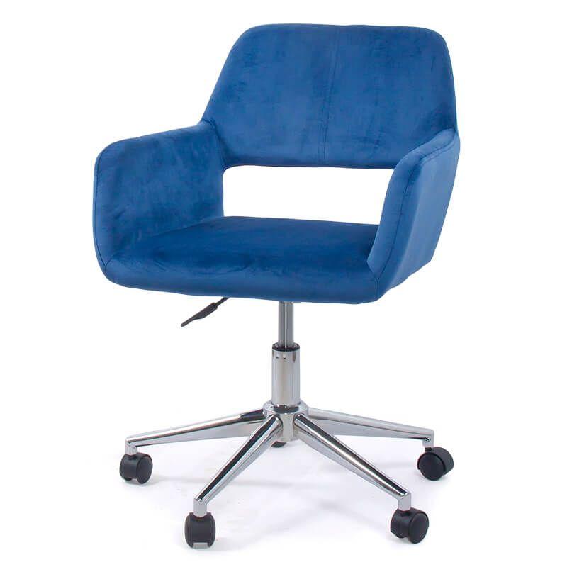 Scaune birou OFF 380 Albastru