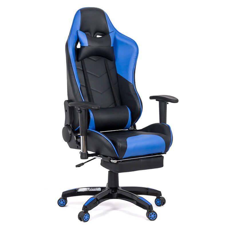 Scaun gaming OFF 306 Albastru